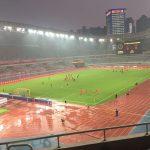 中国のサッカー事情 「中国のサッカー選手は足がくさい?」